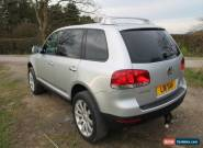 2004 VOLKSWAGEN TOUAREG 2.5 TDI SE Auto Full Leather for Sale