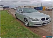 BMW 520d SE 2007 DIESEL 2.0 MANUAL FULL SERVICE HISTORY GOOD WORKING ORDER   for Sale