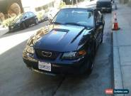2000 Ford Mustang Base Convertible 2-Door for Sale