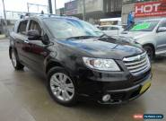 2010 Subaru Tribeca B9 MY11 R Premium Pack Black Automatic 5sp A Wagon for Sale