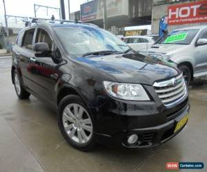 Classic 2010 Subaru Tribeca B9 MY11 R Premium Pack Black Automatic 5sp A Wagon for Sale