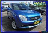 Classic 2004 Holden Cruze YG Blue Automatic 4sp A Wagon for Sale