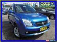 2004 Holden Cruze YG Blue Automatic 4sp A Wagon for Sale