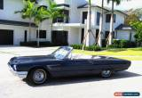 Classic 1965 Ford Thunderbird Base Convertible 2-Door for Sale