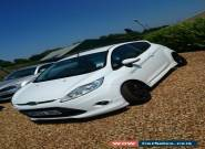 2012 FORD FIESTA ZETEC S TDCI WHITE for Sale