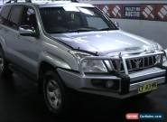 2005 TOYOTA LANDCRUISER PRADO PILBARA WAGON CF43MR for Sale