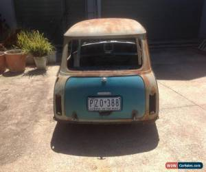 Classic Leyland Mini Shell  for Sale