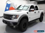 2011 Ford F-150 SVT Raptor Crew Cab Pickup 4-Door for Sale