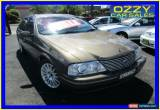 Classic 2000 Ford Fairlane Auii Ghia 75th Anniversary Sand Storm Automatic 4sp A Sedan for Sale