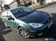 FORD FOCUS 1.6 ESTATE AUTO PETROL (MERSEYSIDE) for Sale