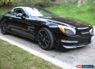2013 Mercedes-Benz SL-Class Base Convertible 2-Door for Sale