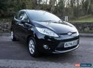 2012 Ford Fiesta 1.6TDCi Zetec for Sale