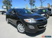 2010 Mazda CX-9 TB10A3 MY10 Luxury Black Automatic A Wagon for Sale