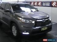 2014 TOYOTA KLUGER GX (4X4) WAGON BZ99SS for Sale