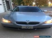 2007 BMW 5-Series Base Sedan 4-Door for Sale