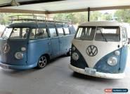 VW Kombi 1966,split window, beetle swing axle, drop spindles,1600 TP engine for Sale
