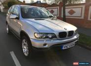 BMW X5 3.0 Sport 2002 93,000 miles  for Sale