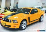 Classic 2006 Ford Mustang S281 SALEEN Grabber Orange Manual M Coupe for Sale