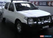 2010 NISSAN NAVARA RX (4X4) DUAL C/CHAS UTILITY BSX16T for Sale