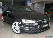 2013 Audi A3 8V Sportback 1.8 TFSI Ambition Black Automatic 7sp A Hatchback for Sale