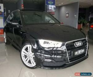 Classic 2013 Audi A3 8V Sportback 1.8 TFSI Ambition Black Automatic 7sp A Hatchback for Sale