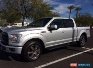 Ford: F-150 Lariat Sport FX4 4X4 for Sale