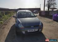 2004 FORD SPORTKA SE GREY 1.6l for Sale