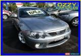 Classic 2005 Ford Falcon BA MkII XR6 Grey Automatic 4sp A Sedan for Sale
