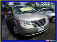 2009 Chrysler Grand Voyager RT Touring Champagne Automatic 6sp A Wagon for Sale