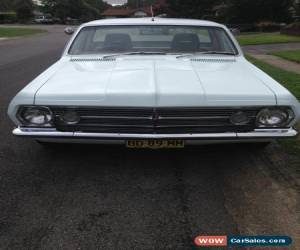 Classic Holden 1967 HR Ute for Sale