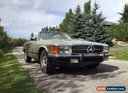 1985 Mercedes-Benz SL-Class for Sale