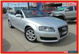 Classic 2009 Audi A3 8P MY10 TFSI Attraction Silver 7 Sports Automatic Dual Clutch for Sale