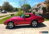 Classic 1977 Chevrolet Corvette Base Coupe 2-Door for Sale