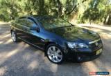 Classic 2007 Holden Calais VE V Black Automatic 5sp A Sedan for Sale