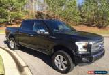 Classic 2015 Ford F-150 Platinum for Sale