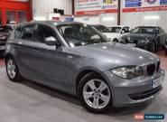 2010 60 BMW 1 SERIES 2.0 118I SE 5D 141 BHP for Sale