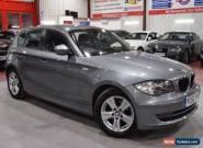 2010 60 BMW 1 SERIES 2.0 118I SE 5D 141 BHP for Sale