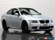 2012 BMW M3 4.0 V8 Frozen Edition DCT Petrol silver Automatic for Sale