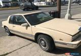 Classic 1986 Cadillac Eldorado Base Coupe 2-Door for Sale