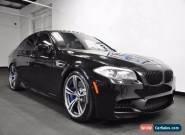 2013 BMW M5 Sedan 4-Door for Sale