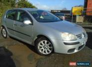 2006 06 VOLKSWAGEN GOLF 1.6 SE FSI 5D 115 BHP for Sale
