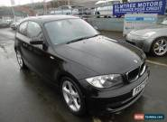 2007 BMW 1 Series 2.0 120d SE 3dr for Sale