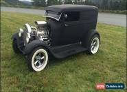 Ford: 1929 Ford Blown Sedan Delivery for Sale