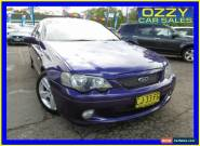2004 Ford Falcon BA XR6T Purple Automatic 4sp A Sedan for Sale