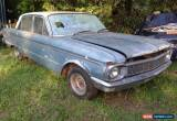 Classic 1966 Falcon XP 4 Door Sedan for Sale