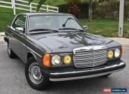 1984 Mercedes-Benz 300-Series Base Coupe 2-Door for Sale