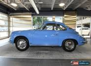 1965 Porsche 356 COMPLETE RESTORATION - MATCHING NUMBERS for Sale