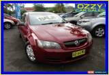 Classic 2007 Holden Commodore VE Omega Burgundy Automatic 4sp A Sedan for Sale