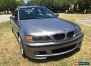 2004 BMW 3-Series 4 Door for Sale