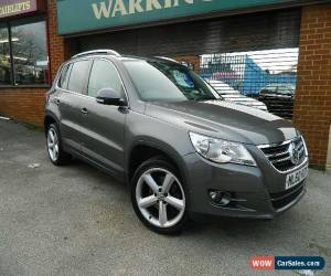 Classic 2010 (60) VOLKSWAGEN TIGUAN 2.0 MATCH TDI 4MOTION 5DR Manual for Sale